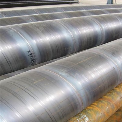 Standard SSAW Welded Steel Pipe