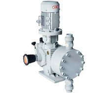 Mechanical Diaphragm Metering Pump DPMXAF