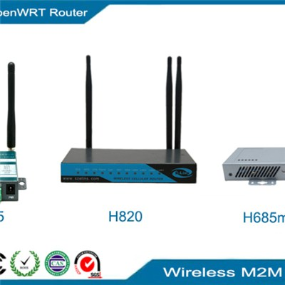 3G OpenWRT Router