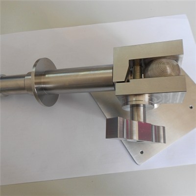 Precision CNC Machining Steel Parts