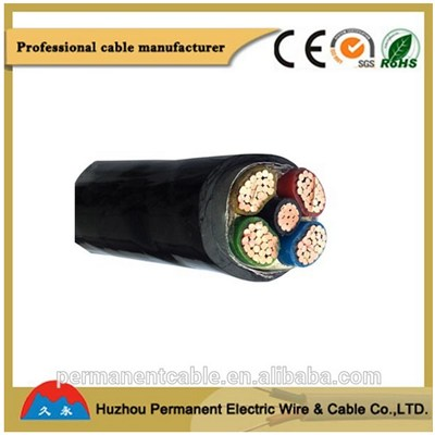 Aluminum Conduct Xlpe Steel Tape Armored Power Cable