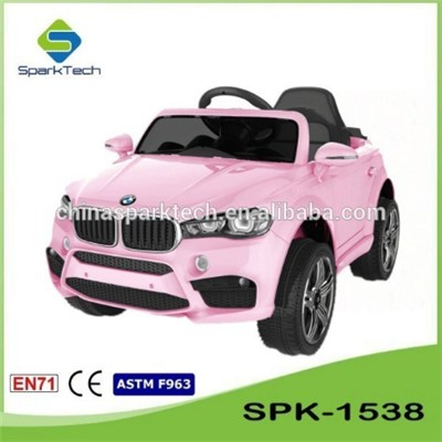 Children Love Inexpensive Powerful Ride On Car 12V Electric Kids Ride On Car