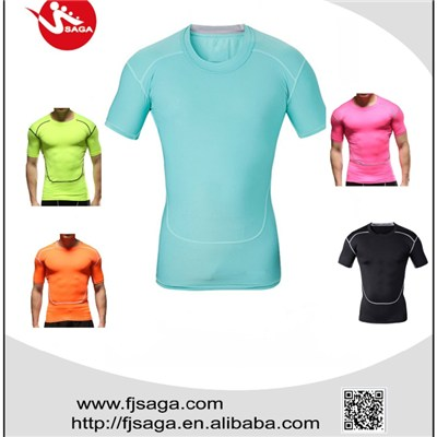 Men Compression T Shirts