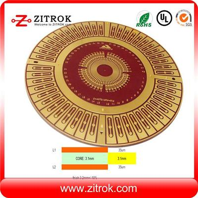 LB-73 Material 3.2mm Thickness Immersion Gold PCB Circuit Board