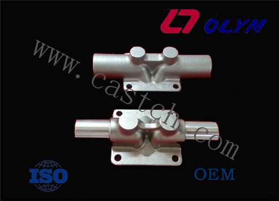 customer designed precision investment casting