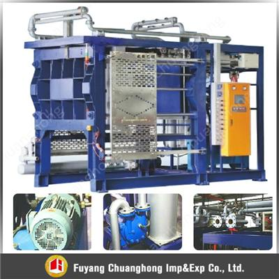 EPS Automatic Shape Moulding Machine