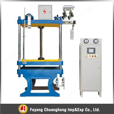 Semi-automatic Shape Moulding Machine
