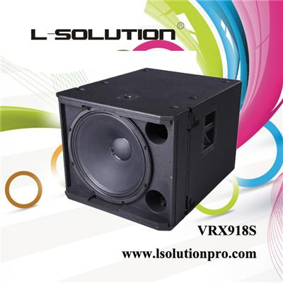 VRX932/VRX918S Stlye Line Array