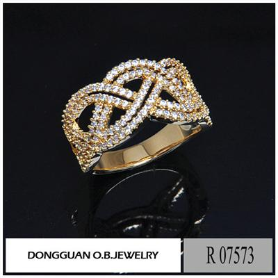 R7573 Gold Plated Thailand Brass Jewelry
