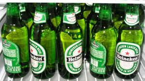 Heinekens Larger Beer in Bottles in 250ml