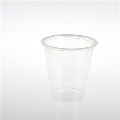PP DISPOSABLE BEVERAGE PLASTIC CUP