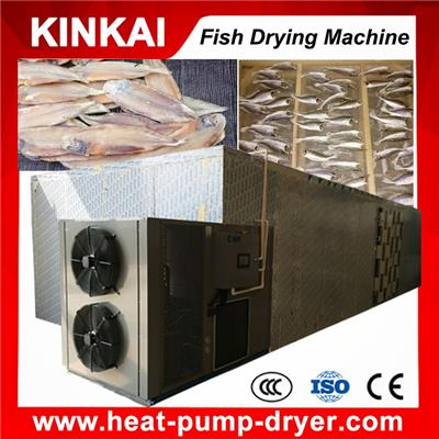 Fish Drying Machine