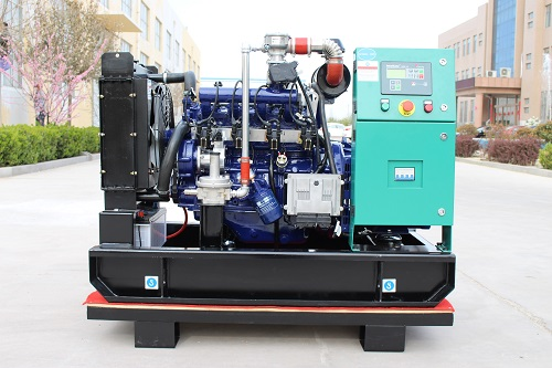 New AC Three Phase 40kw natural gas generator set