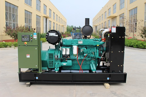 CE&ISO approved weichai diesel generator set from China supplier