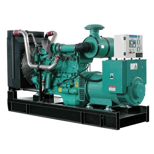 Factory low price sale for 150kva Cummins diesel genset