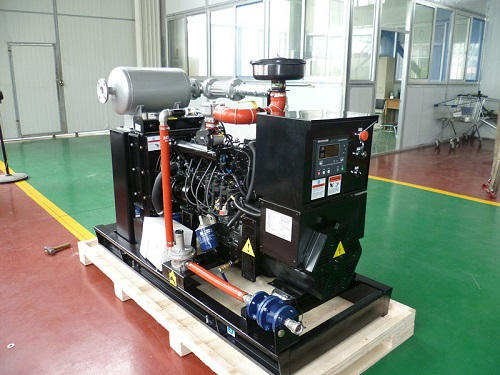 10kw permanent magnet gas generator