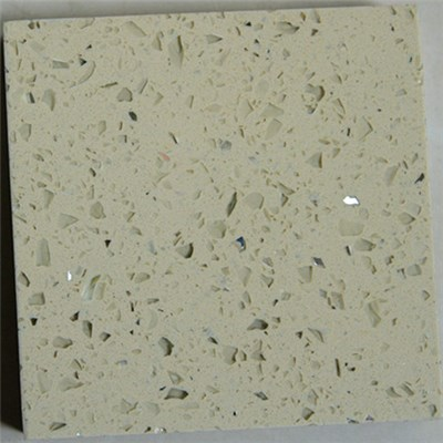 Resin Composite Synthetic Artificial Sparkle Slab