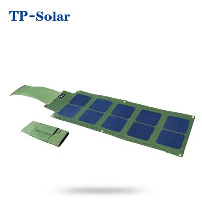 Portable Solar Charger For Camping