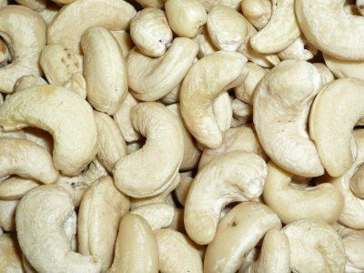 cashew nuts and other nuts and kernels for sell