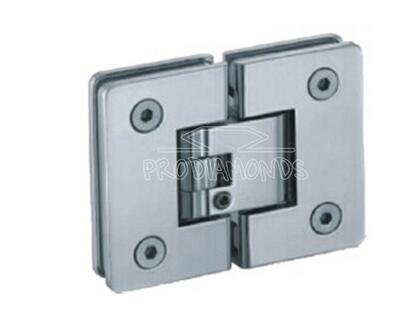 adjustable shower door hinge glass to glass