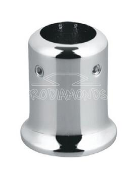 shower room round pipe support bar connector accessories