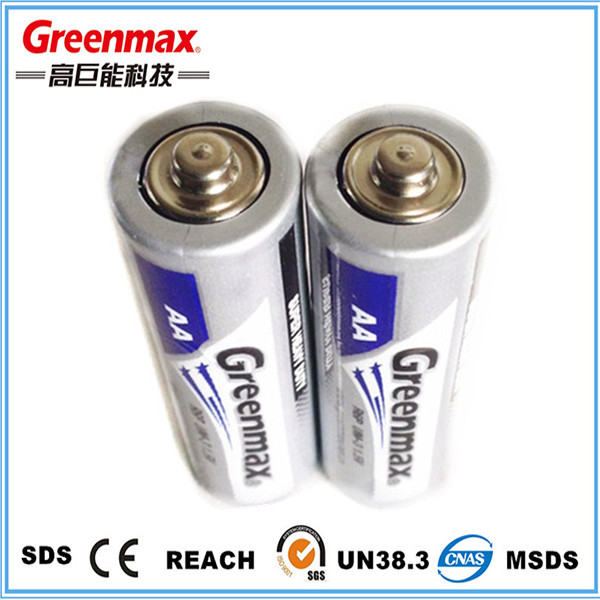OEM service multifunctional battery 1.5v r6p um-3 aa