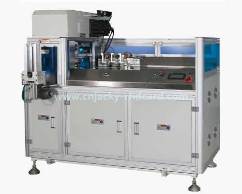 CNJ-120 Semi-Automatic Punching Machine(servo motor)