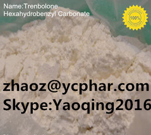 Trenbolone Hexahydrobenzyl Carbonate (Steroids)