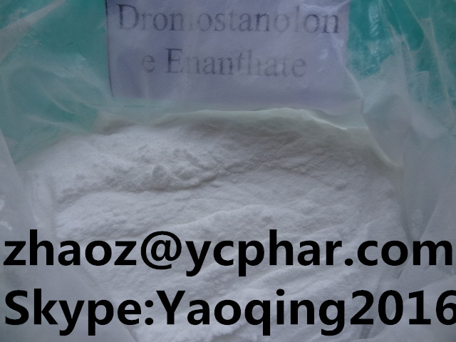 Drostanolone Enanthate (Steroids)