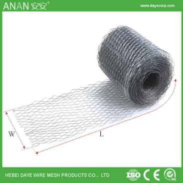 Galanized Coil Mesh with Diamond Hole