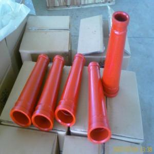 Putzmeister Concrete Pump Reducer Pipe