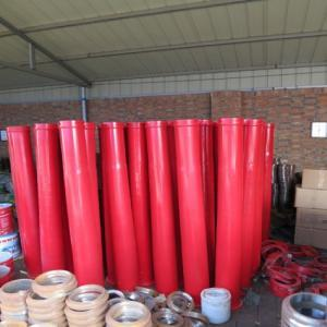 Schwing Concrete Pump Reducer Pipe