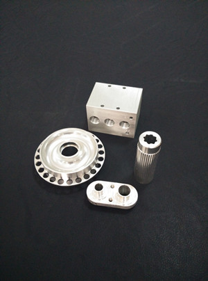 CNC Milling Machined Aluminum Alloy 6061-t6  hardwares