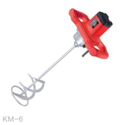 Electric Hand Mixer With One Shaft Paddle KM-6
