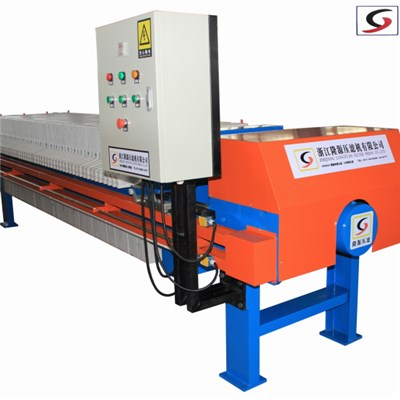 Environmental Protection Of Filter Press