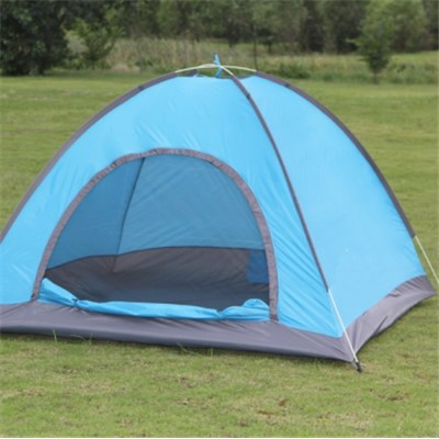 Automatic Light Single Layer Insect-proofing Camping Couple Tent