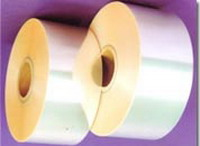 BOPP cigarette film for soft packaging and hard packaging