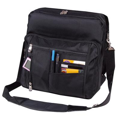 Laptop Sling Bag With Hideaway Backpack Strap