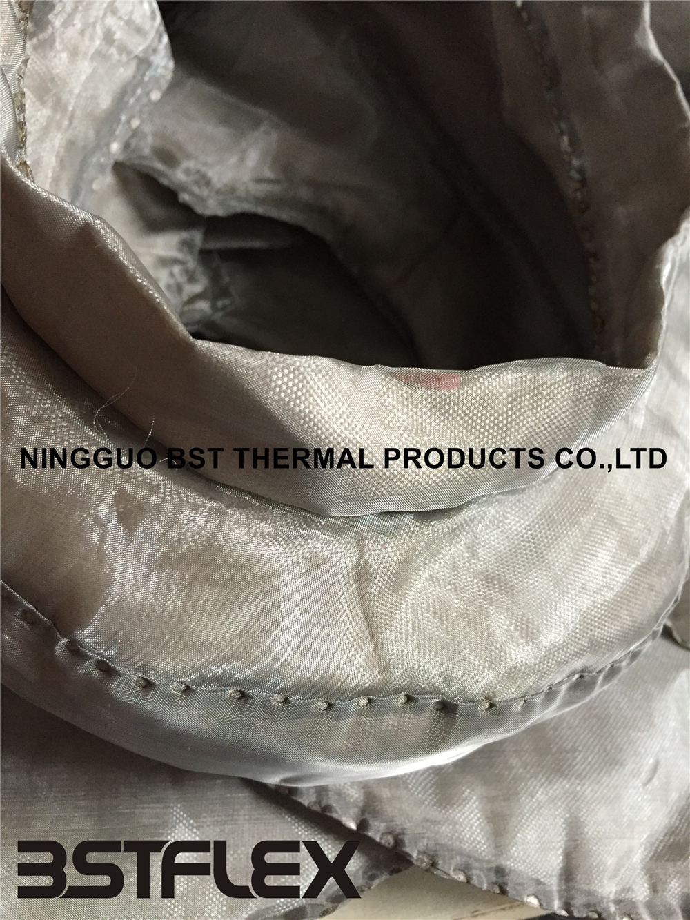 Custom fabricated Exhaust Pipe Insulation Blanket