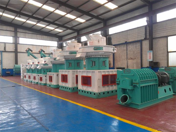 Jingerui auto bark pelletizer china for sale