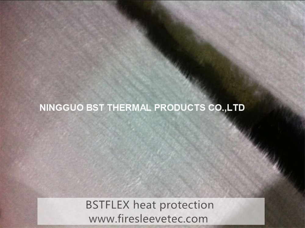 e-glass fiber insulation high temperature felt mat
