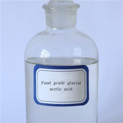 Food Grade Glacial Acetic Acid CH3COOH 99.7%