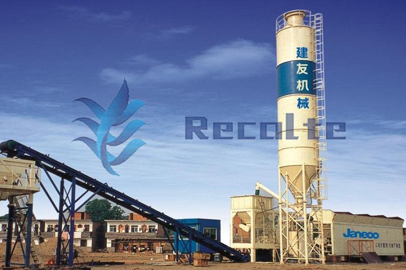 500m³stabilized soil mixing plant/station for airport