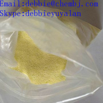 Light Yellow MGA Megestrol Acetate 99% 2919-66-6 Crystalline Powder