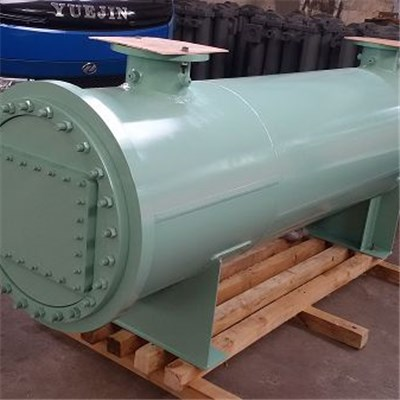 Fin Water Cooled Heat Exchanger