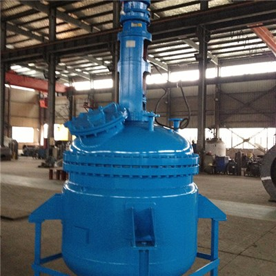 Steam Heating Pressure Vessel