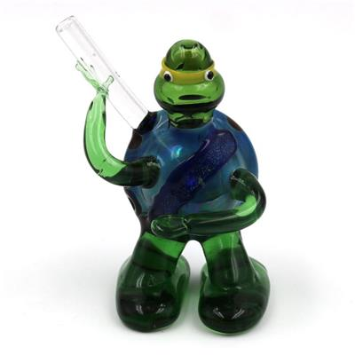3.5 Inches Assorted Cigrette Glass Pipes