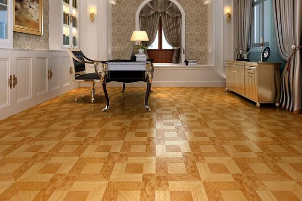 400mm parquet lamiante floor style 8/12mm