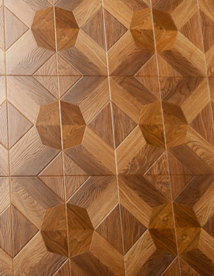 200mm parquet lamiante floor style 8/12mm
