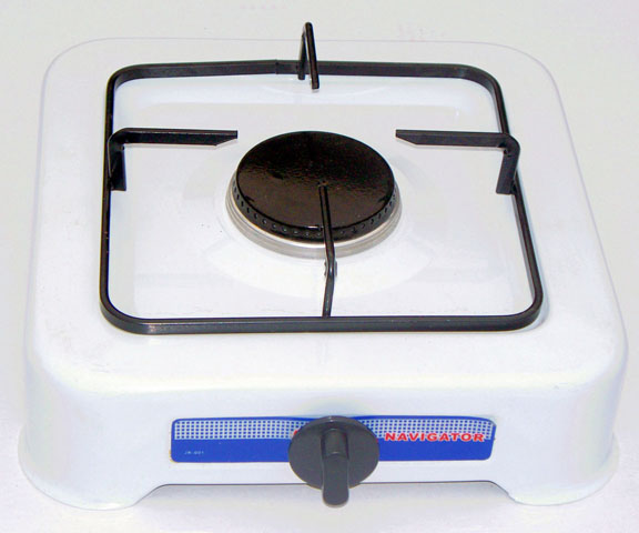 EURO SINGLE GAS STOVE